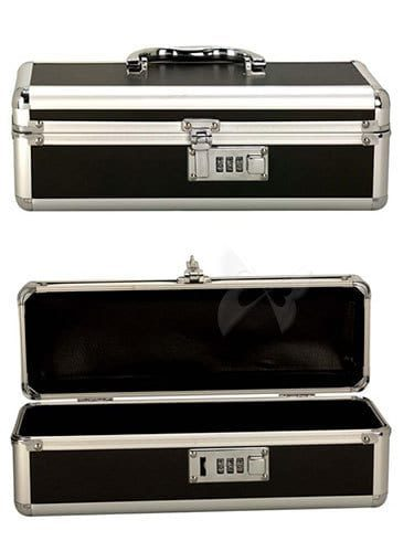 Lockable Storage Case Medium (Black)