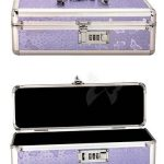 Lockable Storage Case Medium (Purple)
