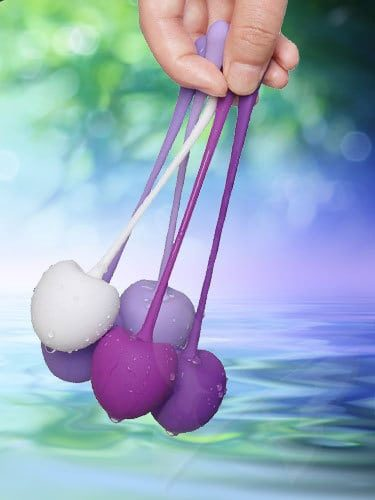 Fare L'Amore Adele Weighted Kegel Balls Set