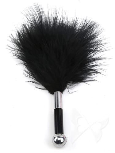 Fare L'Amore Tease & Please Feather Tickler (Black)