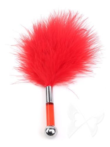 Fare L'Amore Tease & Please Feather Tickler (Red)