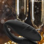 Fare L'Amore Dreamy Couples Vibrator (Black) Feature