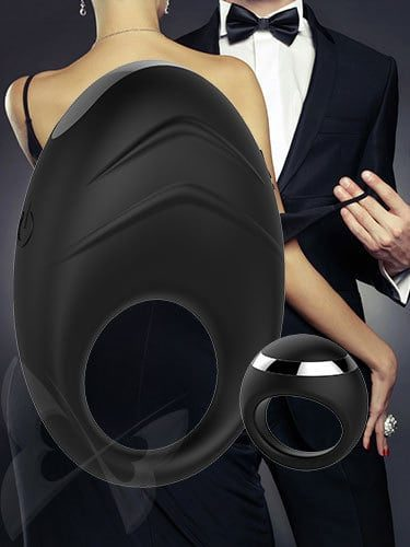 Fare L'Amore Karl Remote Control Vibrating Cock Ring Feature