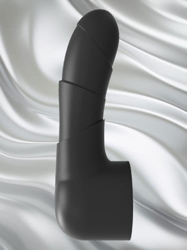 Magic Wand SILICONE CURVE (Black) Feature