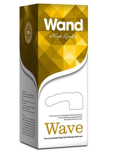 Magic Wand WAVE (White) Box