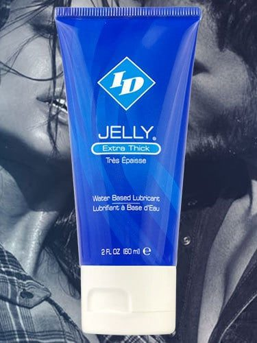 ID JELLY Extra Thick Water Based Lubricant Feature