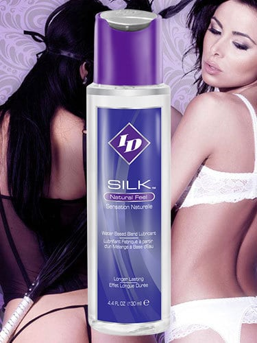 ID SILK Hybrid Lubricant Feature