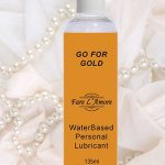 Go For Gold Luxury Personal Lubricant 135ml