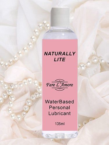 Naturally Lite Luxury Personal Lubricant 135ml
