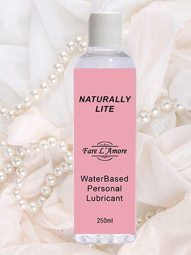 Naturally Lite Luxury Personal Lubricant 250ml