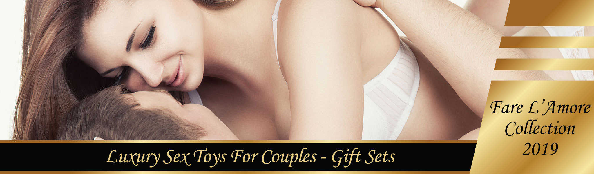 Luxury Gift Sets | Luxury Sex Toys | Fare L'Amore